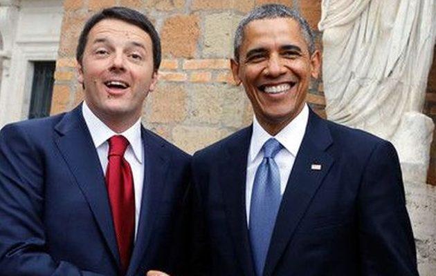 Τι είπε ο Ομπάμα στον Ρέντσι για Ελλάδα και προσφυγικό