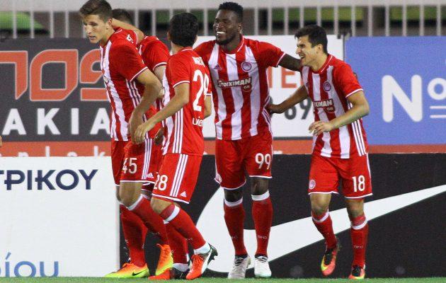 Super League: Πέρασε νικηφόρα και από το Περιστέρι ο Ολυμπιακός 1-0 τον Ατρόμητο