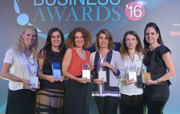 Vodafone: 6 διακρίσεις στα Responsible Business Awards 2016