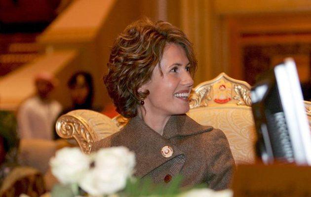 Αποκαλύψεις της συζύγου Άσαντ: Μου πρότειναν να εγκαταλείψω τη Συρία