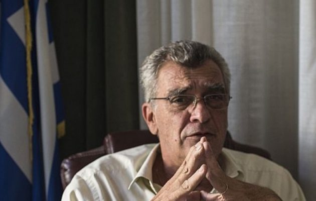 """Δήμαρχος Λέσβου: """"Πολύ επικίνδυνες οι δηλώσεις Ερντογάν"""""""