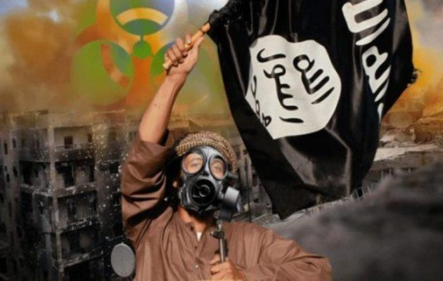 Το Ισλαμικό Κράτος ετοίμαζε προβοκάτσια με χημικά για να βομβαρδίσουν οι Αμερικανοί τους Σύρους