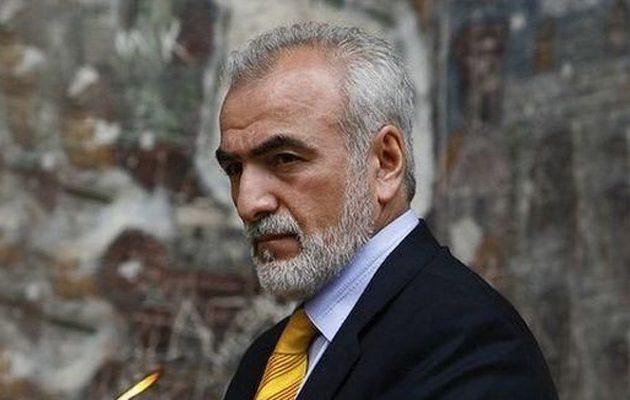 Ο Σαββίδης διαψεύδει κάθε εμπλοκή του στο Σκοπιανό και προαναγγέλει μηνύσεις