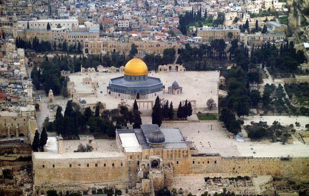 Η αναγνώριση της Ιερουσαλήμ ως πρωτεύουσας του Ισραήλ σημαίνει πόλεμος λένε οι Παλαιστίνιοι