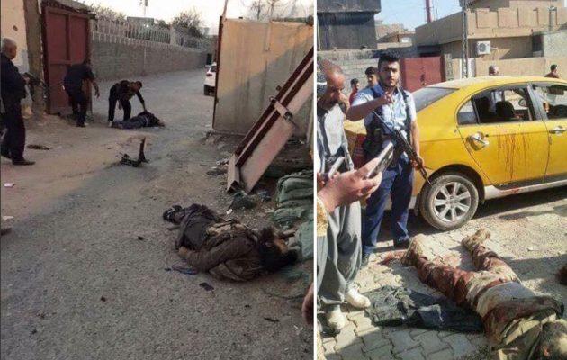 Το Ισλαμικό Κράτος επιτέθηκε στο Κιρκούκ του Ιράκ – Χάος από εκρήξεις (βίντεο)