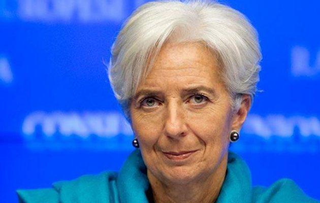 Η Λαγκάρντ παίζει το βρώμικο παιχνίδι του Σόιμπλε: Θα παρατείνουμε τις συζητήσεις για το χρέος