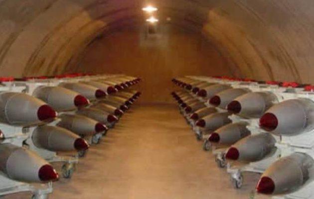Εν ευθέτω χρόνω η απόφαση αποχώρησης των ΗΠΑ από τη συνθήκη INF για τα πυρηνικά
