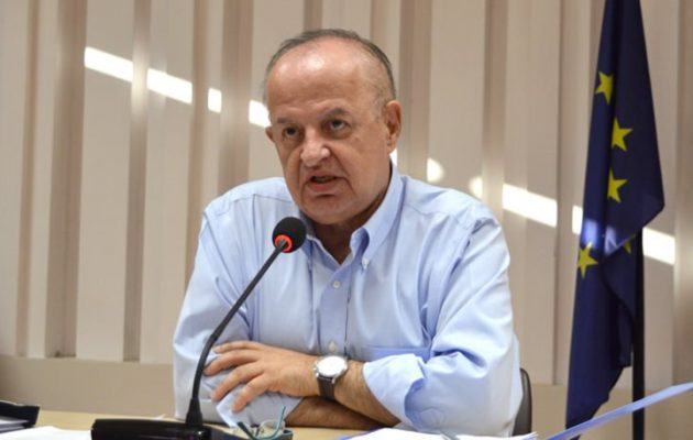 Πέθανε ο Γιώργος Παυλίδης, Περιφερειάρχης Ανατολικής Μακεδονίας-Θράκης