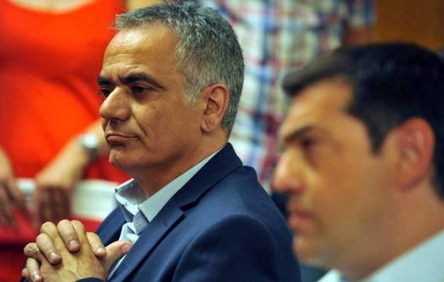 """Σκουρλέτης: «Πιο κοντά σε συμφωνία με την ΠΓΔΜ"""""""