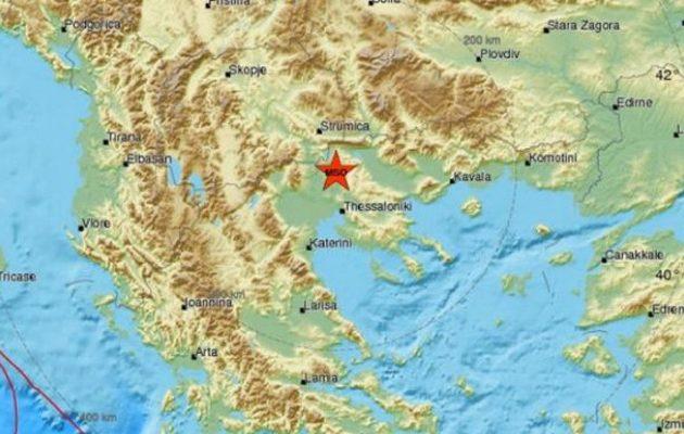 Σεισμός 3,9 Ρίχτερ στο Κιλκίς «κούνησε» και τη Θεσσαλονίκη