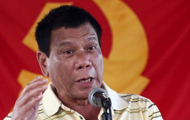 Προσπάθησαν να δολοφονήσουν τον Πρόεδρο των Φιλιππίνων
