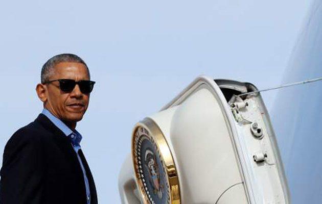Reuters: Η Ελλάδα ποντάρει στην επίσκεψη του Ομπάμα