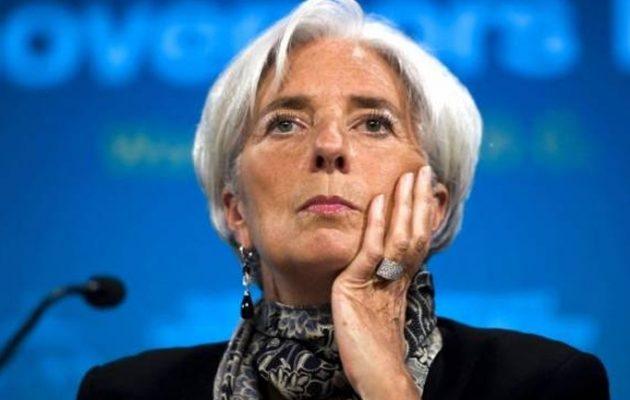 Λαγκάρντ: Ο εμπορικός πόλεμος η μεγαλύτερη απειλή για την Ευρωζώνη