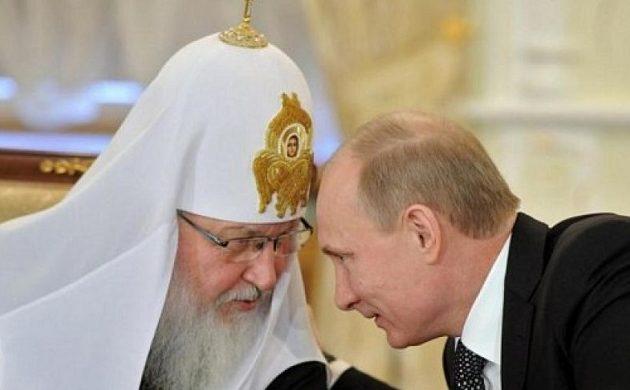 Επιθετική εισπήδηση των Ρώσων στις Επαρχίες του Οικουμενικού Πατριαρχείου στην Τουρκία