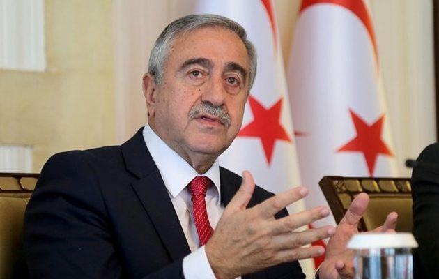 Ξανά προκλητικός ο κατοχικός Ακιντζί: «Να εγκαταλείψουν οι Ελληνοκύπριοι την αρνητική στάση»