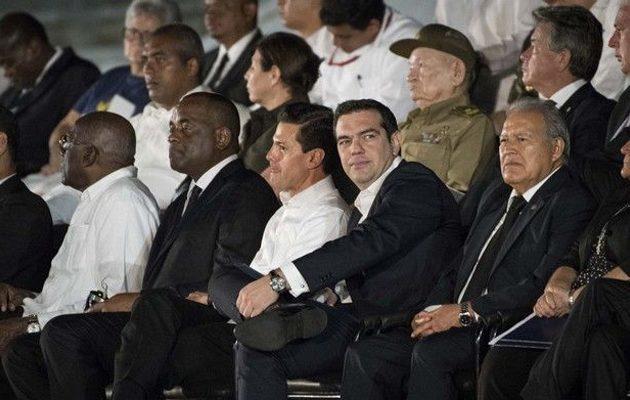 Ποιους είδε ο Τσίπρας στην Κούβα – Ποιος του είπε «κράτα γερά»