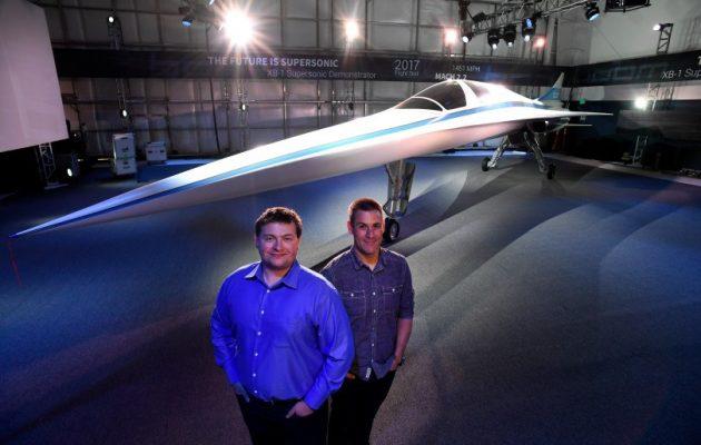 Baby Boom: Το νέο υπερηχητικό αεροσκάφος που είναι πιο γρήγορο από το Κονκόρντ (βίντεο)