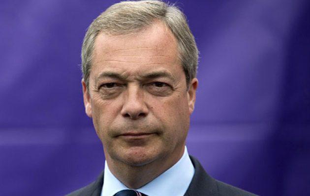 Βρετανία: Πρώτο κόμμα στις δημοσκοπήσεις εν όψει ευρωεκλογών το Brexit του Φάρατζ