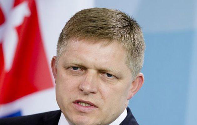 Ο Σλοβάκος πρωθυπουργός έδωσε την παραίτησή του στον πρόεδρο της χώρας