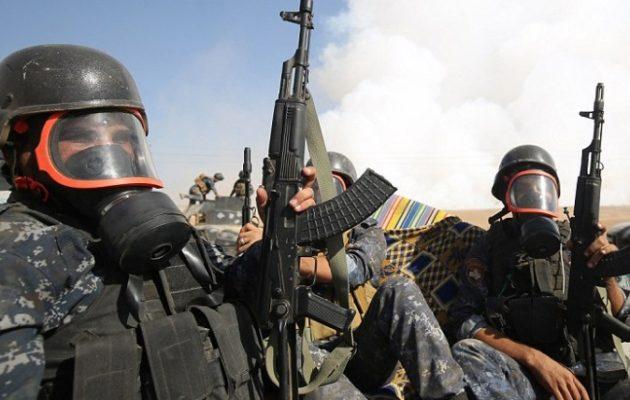 Ολοκληρωτικό χημικό πόλεμο μέσα στη Μοσούλη επιφυλάσσει το Ισλαμικό Κράτος
