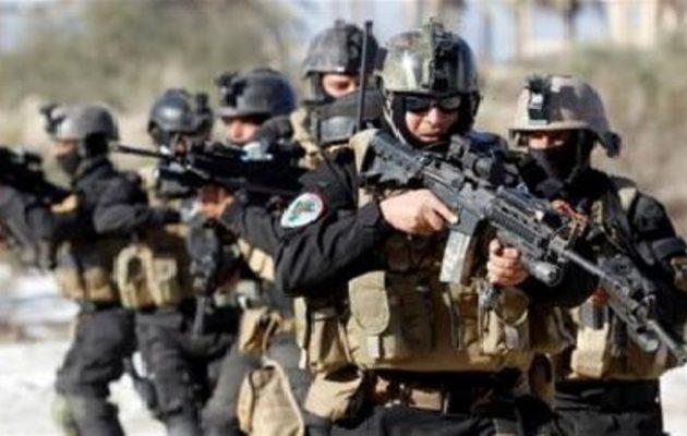 Συνελήφθη ηγετικό στέλεχος της οργάνωσης Ισλαμικό Κράτος στο Κιρκούκ