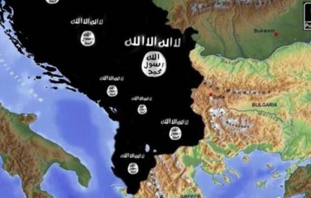 Πώς η Συμφωνία των Πρεσπών αναχαιτίζει το σχέδιο των τζιχαντιστών για «χαλιφάτο» στα Βαλκάνια