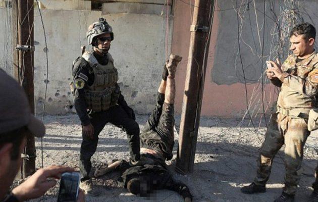 Οι Αμερικανοί λένε ότι σκότωσαν 60.000 τζιχαντιστές μέλη του ISIS
