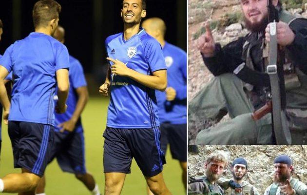Το Ισλαμικό Κράτος θα χτύπαγε την Εθνική Ισραήλ στον αγώνα με την Αλβανία (12/11)