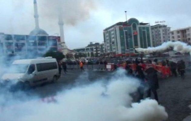 Κουρδικός ξεσηκωμός σε όλη την Τουρκία – Άγκυρα και Κωνσταντινούπολη (φωτο)