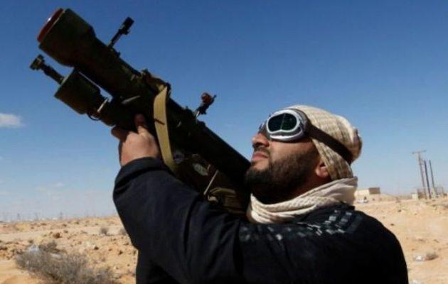 Το Κατάρ πρόθυμο να δώσει αντιαεροπορικούς πυραύλους στους τζιχαντιστές