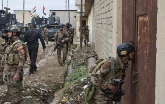 Οι τζιχαντιστές αιχμαλώτισαν Ιρακινό συνταγματάρχη στη δυτική Μοσούλη