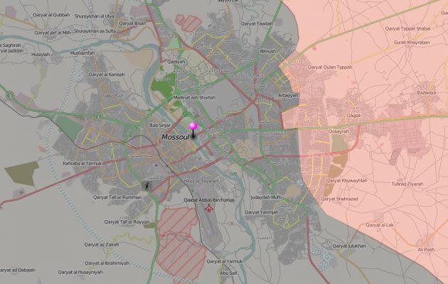 Μοσούλη: Η πολιορκία θα κρατήσει μήνες – Οι κάτοικοι δεν έχουν που να πάνε