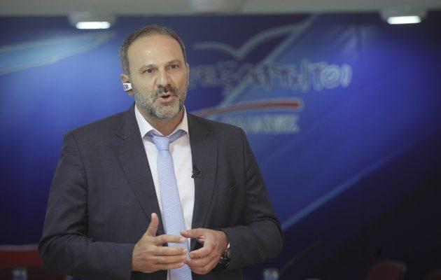 Παραιτήθηκε ο Νίκος Μαυραγάνης των ΑΝΕΛ από υφυπουργός Υποδομών και Μεταφορών