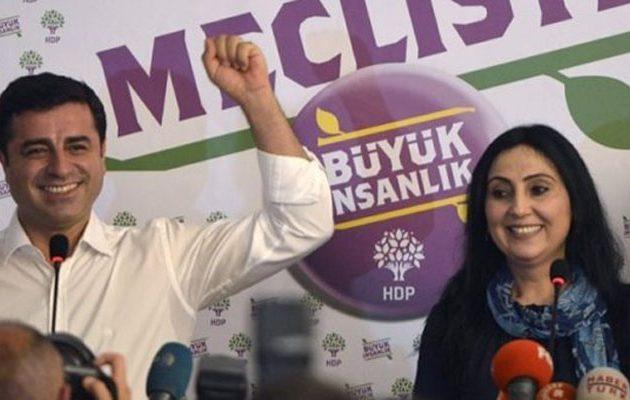 Προφυλακίστηκαν οι Κούρδοι βουλευτές στην Τουρκία