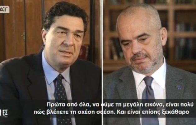 ΣΟΚ! Πρώην βουλευτής καταγγέλλει: «Πληρωμένη η συνέντευξη Ράμα στον ΣΚΑΪ»