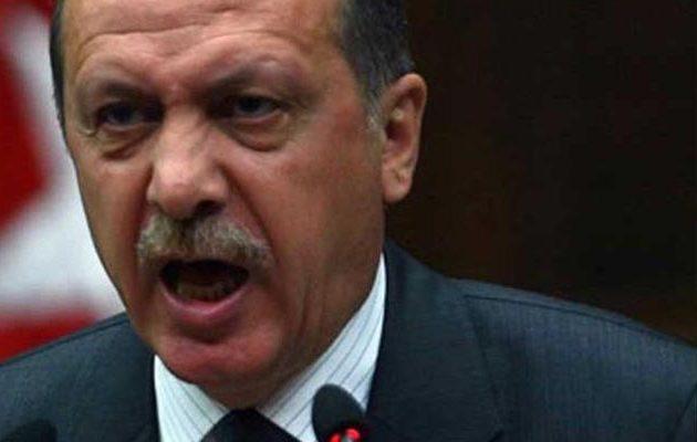 Ενοχλημένος ο Ερντογάν: Λανθασμένη απόφαση το κουρδικό δημοψήφισμα