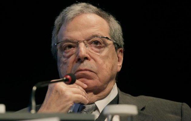 Χρήστος Ροζάκης: Η Τουρκία ευθύνεται για την Κύπρο και θέλει να τα φορτώσει στην Ελλάδα