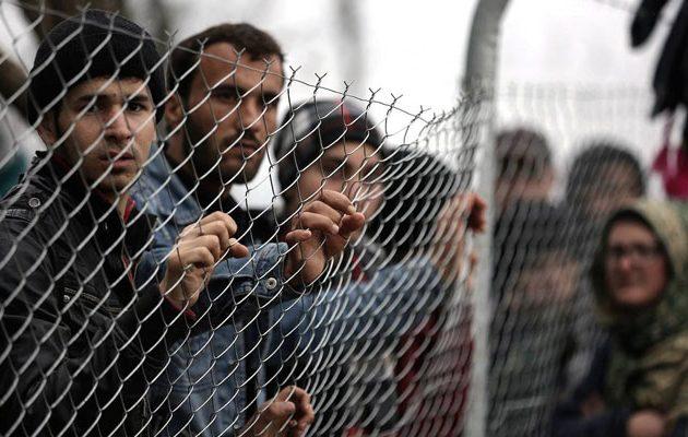 Απεργία πείνας ξεκίνησαν 12 Κούρδοι πρόσφυγες στη Λέσβο