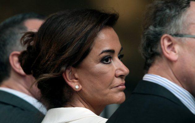 Ντ. Μπακογιάννη: «Άνανδρη και χυδαία» η «επίσκεψη» Ρουβίκωνα στο σπίτι του Άδωνι