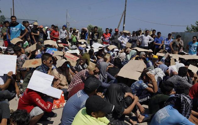 Εφιαλτικό σενάριο: Προβλέπουν 1 δισ. μετανάστες στα επόμενα 80 χρόνια εξαιτίας της κλιματικής αλλαγής