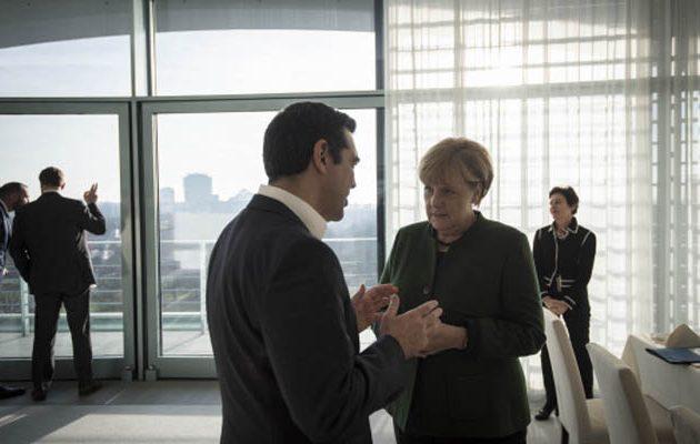 Πηγές Μαξίμου: Νέα μέτρα δεν γίνονται αποδεκτά- Η Μέρκελ δεν έχει λόγο να καθυστερεί η αξιολόγηση
