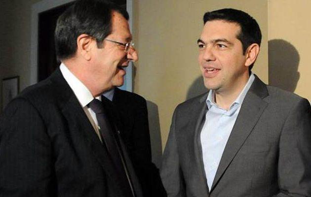 Συνάντηση Tσίπρα – Αναστασιάδη στις Βρυξέλλες – Τι συζήτησαν και σε τι συμφώνησαν