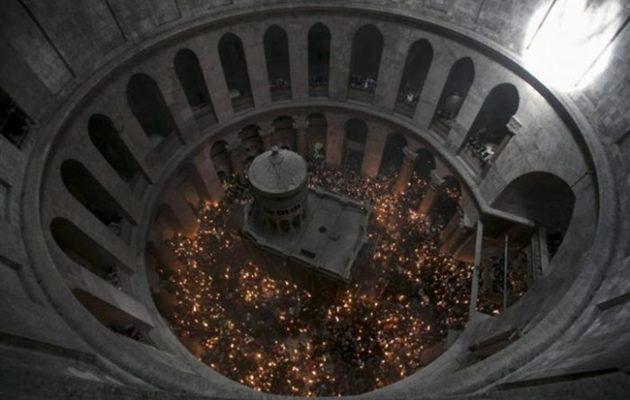 Πανάγιος Τάφος: Ανακάλυψαν το νεκρικό κρεβάτι που τοποθετήθηκε ο Ιησούς