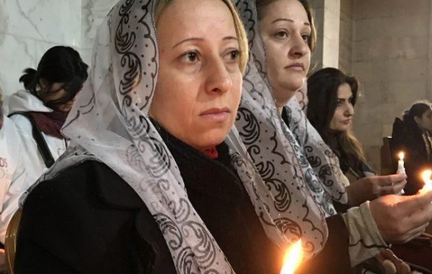 Οι γηγενείς χριστιανοί εγκαταλείπουν τη Μέση Ανατολή