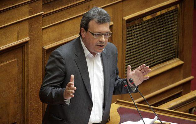 «Καρφώνει» ΔΝΤ ο Φάμελλος: Η καθυστέρηση στην αξιολόγηση δεν οφείλεται στην ελληνική πλευρά