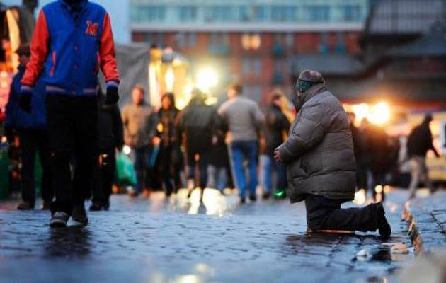 Κάτω από το όριο της φτώχειας ζουν 13,4 εκατ. Γερμανοί