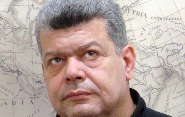 Καθηγητής Μάζης: Αν δεν επέμβουν οι ΗΠΑ, τα Σκόπια κατά 70% θα διασπαστούν