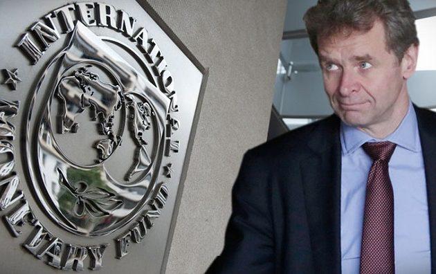 Το ΔΝΤ αναγκάστηκε σε διόρθωση και διαψεύδει τους «καλοθελητές»: Δεν ζητάμε νέα μέτρα