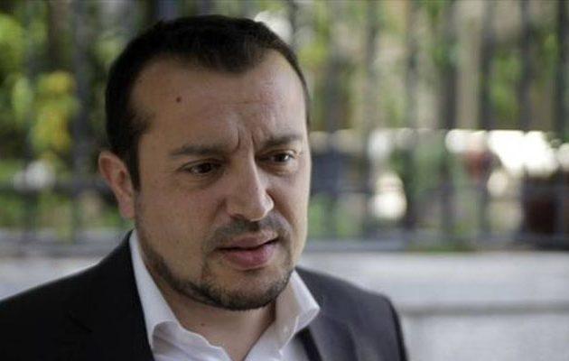 Νίκος Παππάς: Απολύσεις, 7ήμερη εργασία και περικοπές φέρνει ο Μητσοτάκης