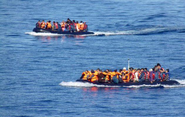 Η Τουρκία μας έστειλε τον Αύγουστο 9.300 πρόσφυγες και μετανάστες